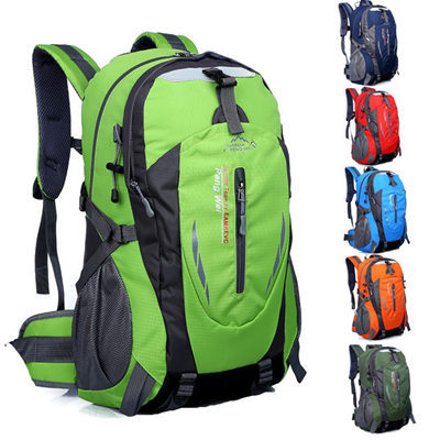 2015 New 35L Waterproof Nylon Hiking Backpack Outdoor sports bag Rucks