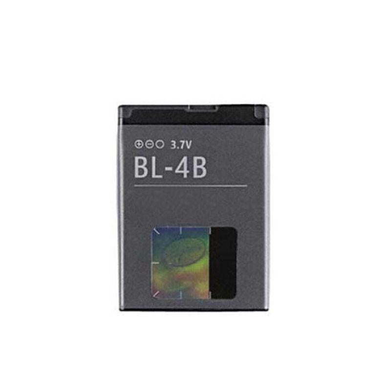 New 700mAh BL-4B bl 4b Battery Mobile Phone Battery for Noika 2505 3606 3608 2670 2660 2630 5000 6111 7070 7088 7370