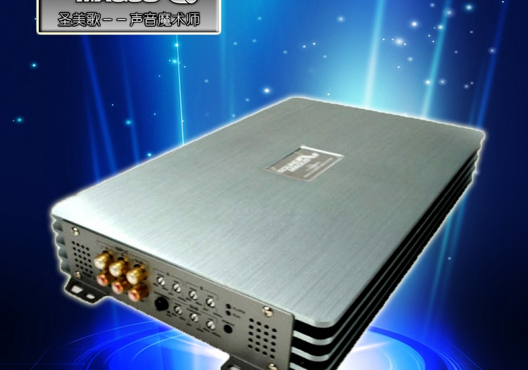 H500 5 channel amplifier amplifier 5 channel amplifier car amplifier subwoofer can be inferred(China (Mainland))