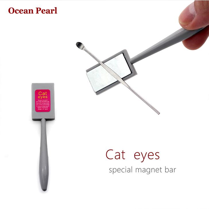 3D Magnet Plate for Cat Eyes Gel Polish Magic DIY Nail Art Tools-NT15(China (Mainland))