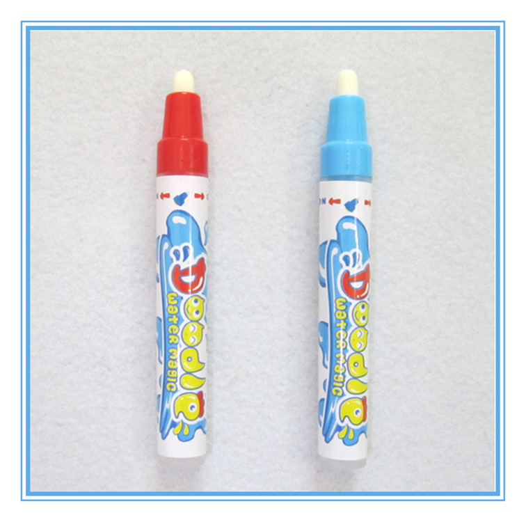 "New 1pcBlue color Aquadoodle Water Drawing Toys Magic Pen Replacement Pen ""Just Add Water"" Educational toys Free Shipping G159-1(China (Mainland))"