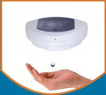 e-pak OUBONI Modern Automatic Sensor Soap Dispenser Base Wall Mounted ABS Touch-free Sanitizer Dispenser For Kitchen/Bathroom(China (Mainland))