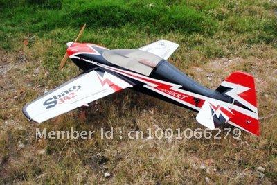 Sbach342 Carbon Fiber Version 35CC RC airplane model / gasonline airplane / Aircraft model(China (Mainland))