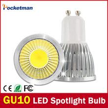 Buy Dimmable GU10 Led Spotlight Bulb 15W 10W 7W 5W 3W Gu10 Led Cob LED Sport Light Lamp Gu10 Led Bulb AC85-265v Lampada 10pcs Co., Ltd.) for $17.76 in AliExpress store