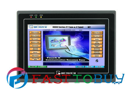 WEINVIEW HMI TK6100IV5 10 New in box free shipping<br><br>Aliexpress