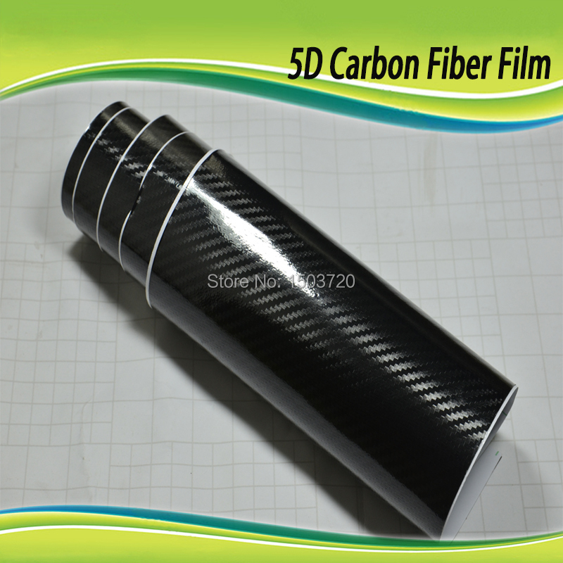 free shipping 5D Carbon Fibre Vinyl Wrap Vehicle Wrapping<br><br>Aliexpress