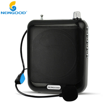 Voice Amplifier Megaphone Booster Microphone Mini Portable Speaker with USB TF Card FM radio for Teacher Tour Guide Promotion(China (Mainland))