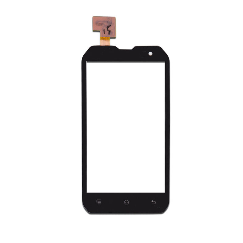 Original For Caterpillar CAT B15 Black Touch Screen Panel Replacement Digitizer IN STOCK With Free Shipping