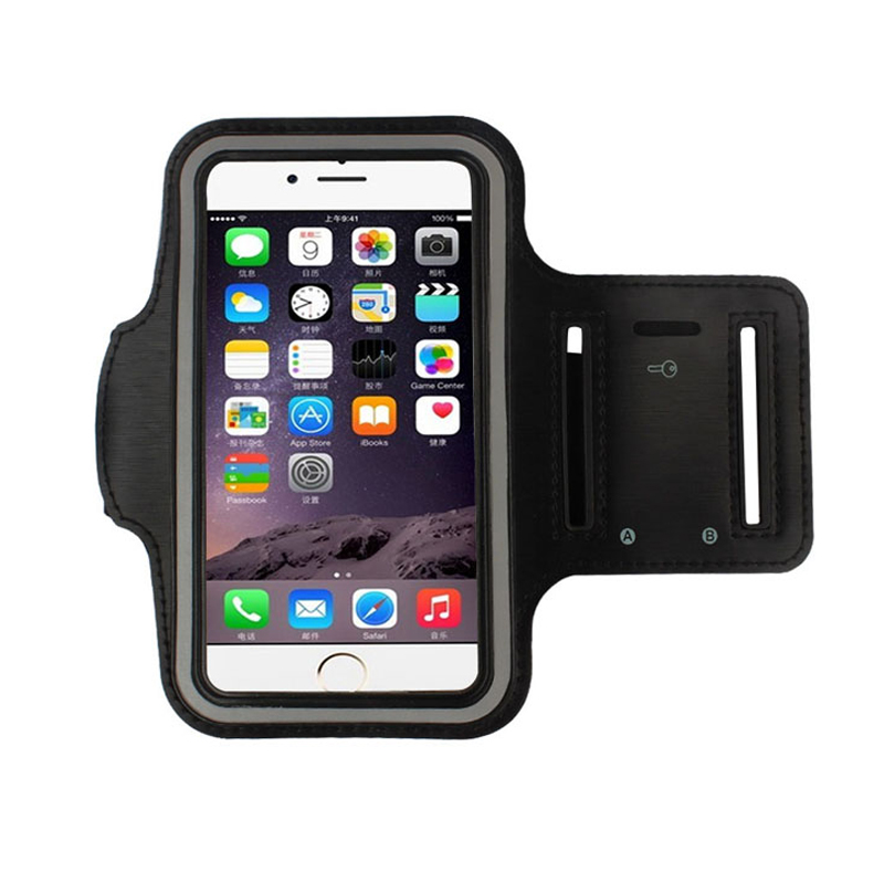 Waterproof Sport Arm Band For iPhone 6s 7 Case For Samsung Galaxy S5 Mobile Phone Bag Running Band Gym Cover for Huawei P8 lite<(China (Mainland))