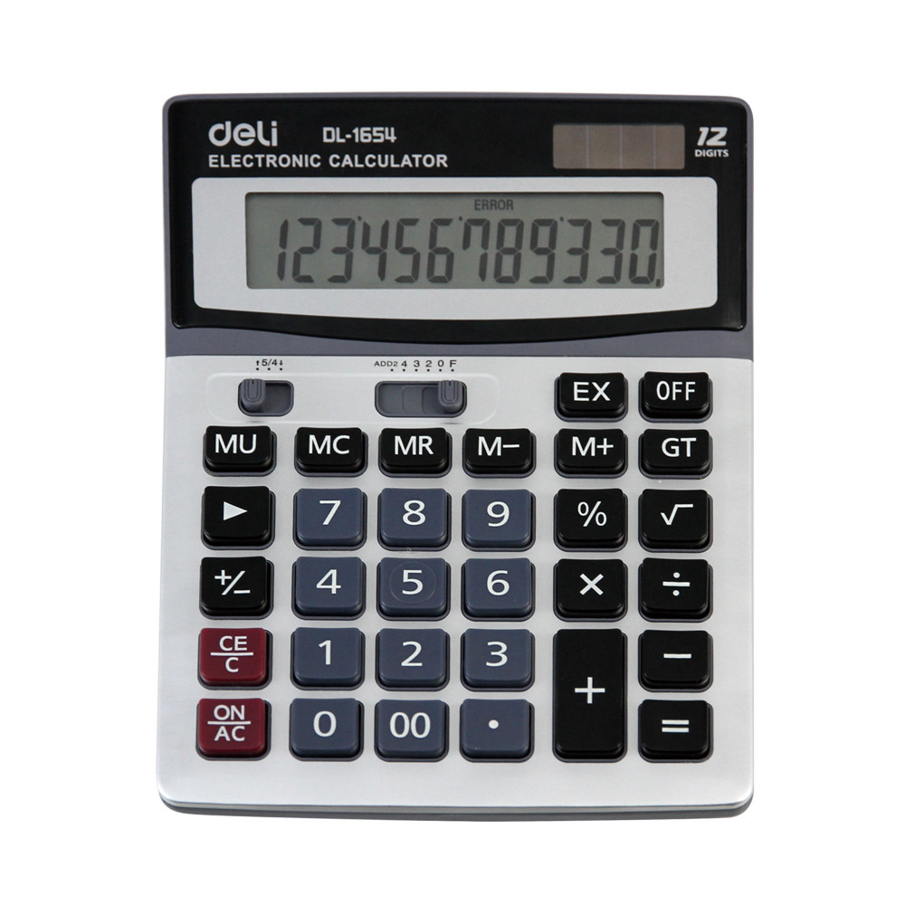 how to raise to a power on a financial calculator