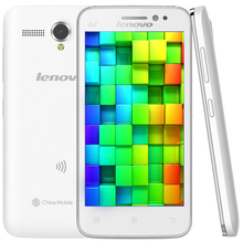 "Original Lenovo A380T 4G Smartphone Android 4.4 MTK6582 Quad Core 1.3Ghz 4G ROM 4.5"" Dual camera Bluetooth Russian Cell phones"