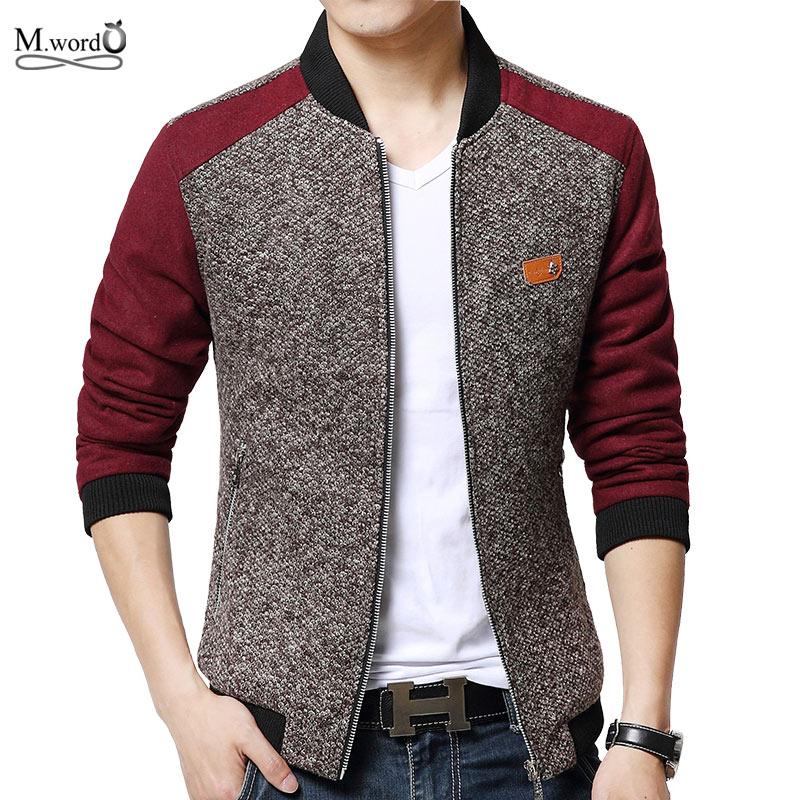 2015 brand korean Men slim fit Jacket coat casual men's jacket for male fashion jacket(China (Mainland))