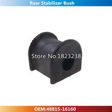 Rear stabilizer bush OEM:48815-16160 for Toyota COROLLA,CORSA/TERCEL HILUX/SURF/4RUNNER LAND CRUISER PRADO FJ CRUISER(China (Mainland))