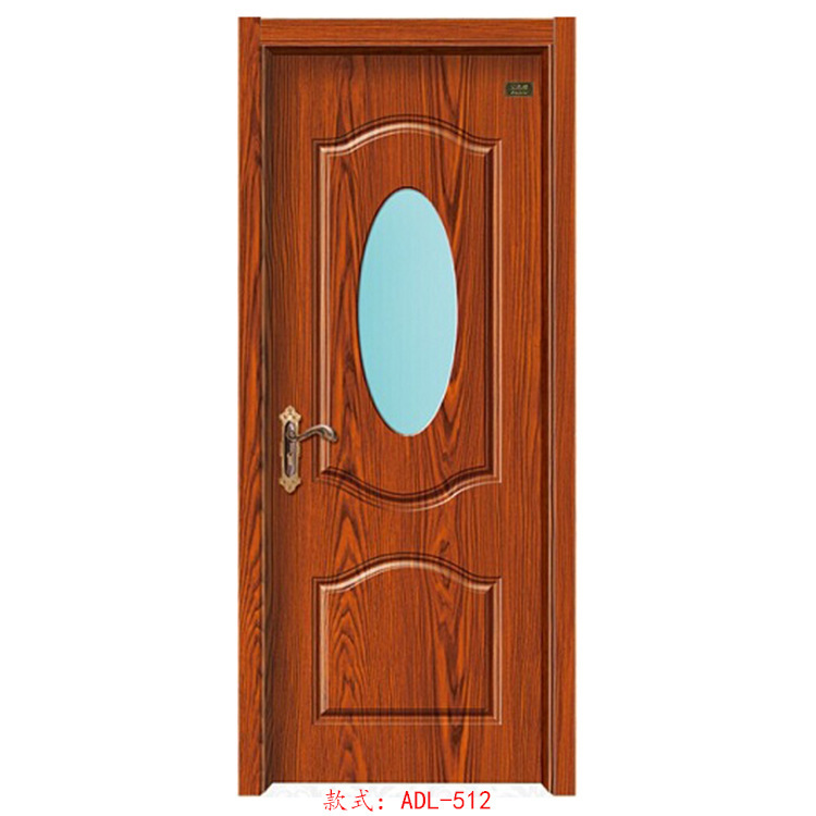 Manufacturers supply wood composite paint doors suite door for House door manufacturers