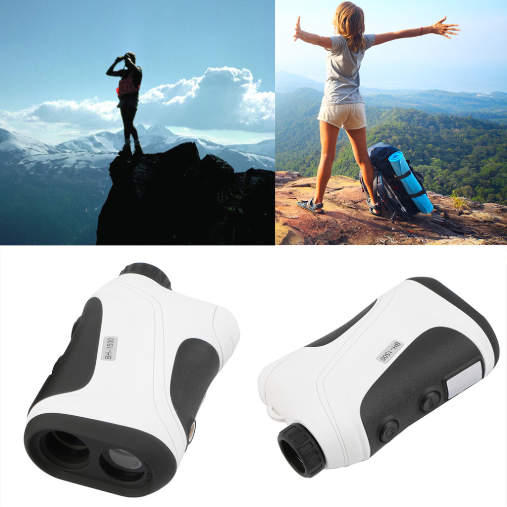 6x22mm Multifunction Laser Range Finder Telescope 2000m Hunting Golf Tool free shipping<br><br>Aliexpress