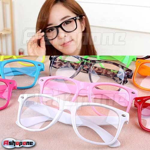 Where To Buy Clear Fashion Glasses x New Fashion Retro Vintage