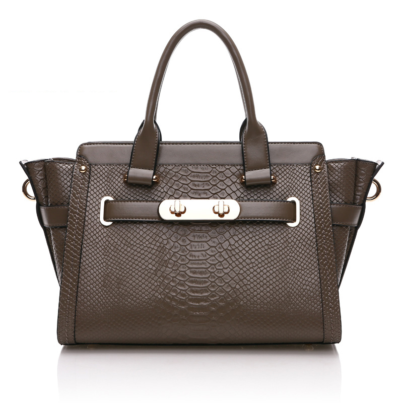 Фотография 2016 new European and American style women leather handbags fashion luxury female bags handbag Messenger bags shoulder bags