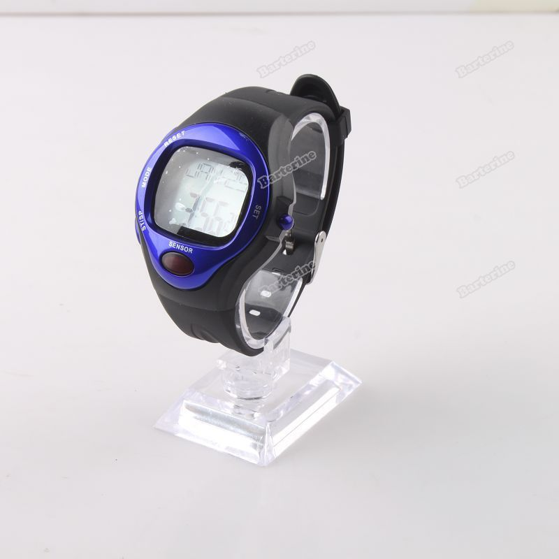 tradefun rushing to buy Pulse Heart Rate Counter Calories Monitor Watch Sport Handmade!(China (Mainland))