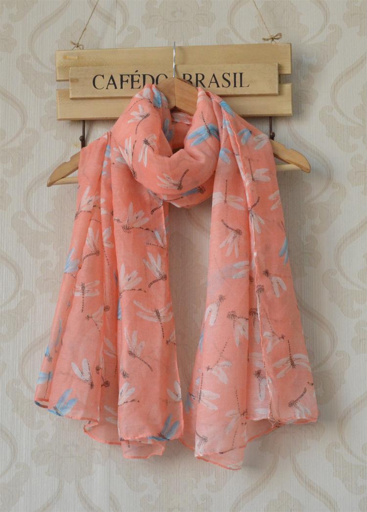 Scarfs fashion style designer 2014,Free shipping,long Women shawl,dragonfly print,long Viscose hijab,scarves wraps,Fashion hijab