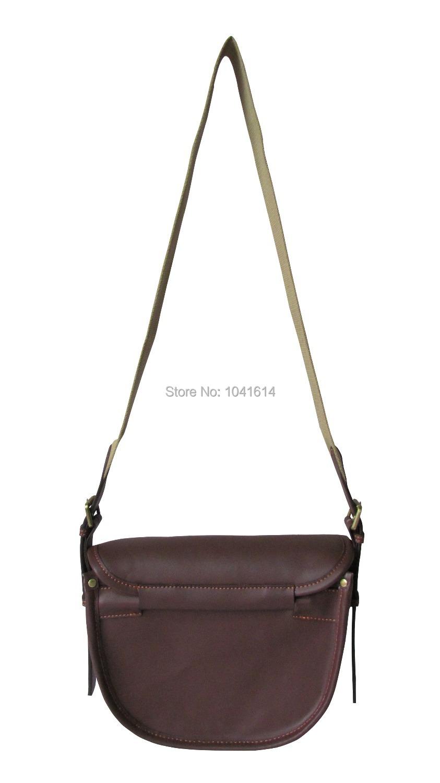 Leather Hunting Bags Hunting Gunmark Cartridge Bag