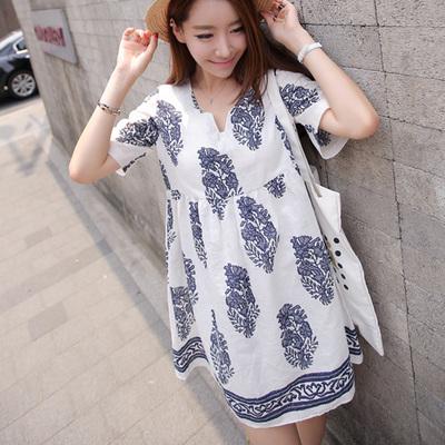 Платье для беременных 8808# & V