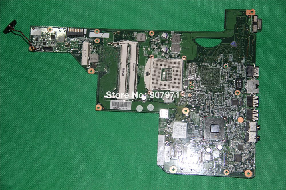 605903-001 Mainboard Motherboard For G62 G72 Laptop Motherboard,Fully Tested &amp; Working Perfect<br>