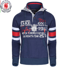 Men's Hoodie Winter Fashion Hooded Men Jacket Pocket Cusual Sweatshirt Good Print Letter Plus Size M-XXL Fredd Mashall 26026(China (Mainland))