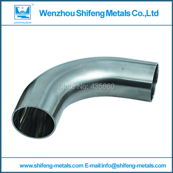 2.5''90 degree long radius pipe elbow fabrication(China (Mainland))