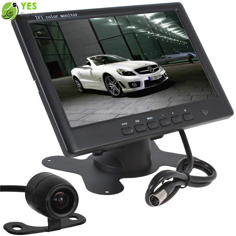 Автомобильный монитор HD 800