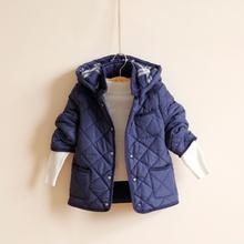 Giacca ragazzi 2015 dei ragazzi di marca inverno cappotti e giacche plaid bambini giacca con cappuccio ragazzi designer giacche tuta sportiva dei bambini 2-8y(China (Mainland))