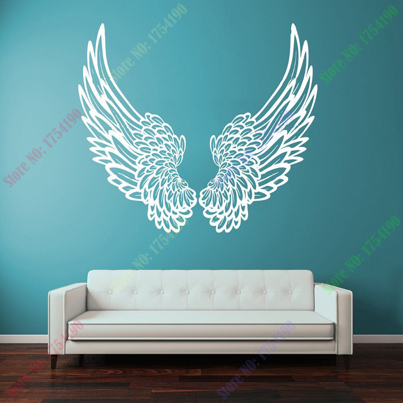 Compare prices on toilet guardian online shopping buy low for Angel wall decoration