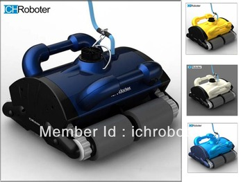 Intelligent robot swimming pool cleaner /automatic pool cleaner
