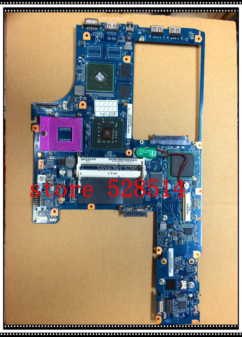 Здесь можно купить  original MBX-214 LAPTOP MOTHERBOARD FOR SONY M870 MAIN BOARD 1P-0098500-8011 A1749959A 100% Test ok  Компьютер & сеть