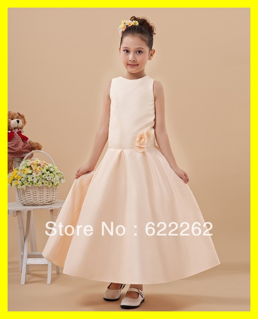 Vintage Style Girls Dresses