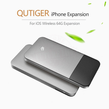 2017 QUTIGER 5000mAh Power Bank Smart Wireless expansion 64G Repeater Network Wi-fi Router Expander Signal Expansion for iOS&PC(China (Mainland))