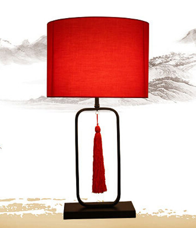 Online Buy Wholesale Red Bedside Lamps From China Red