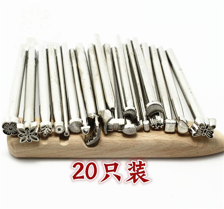 600pcs DIY Leathercraft Carving Leather Tools DIY Craft Leather Working Tools Metal Construction Leather Craft Tools