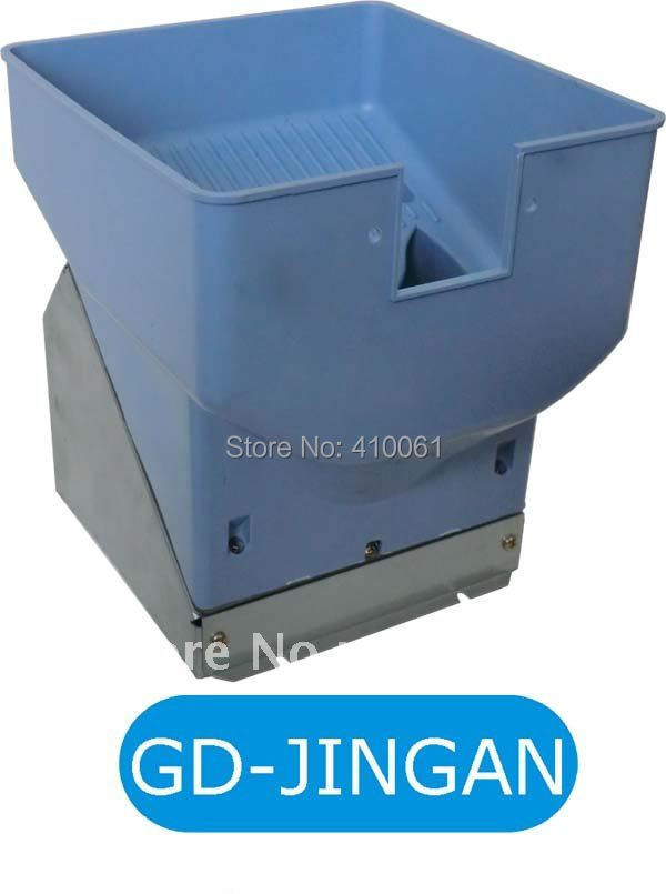 GD-JINGAN 8 Hole coin hopper counter for arcade jamma slot game or vending machine sorters(China (Mainland))