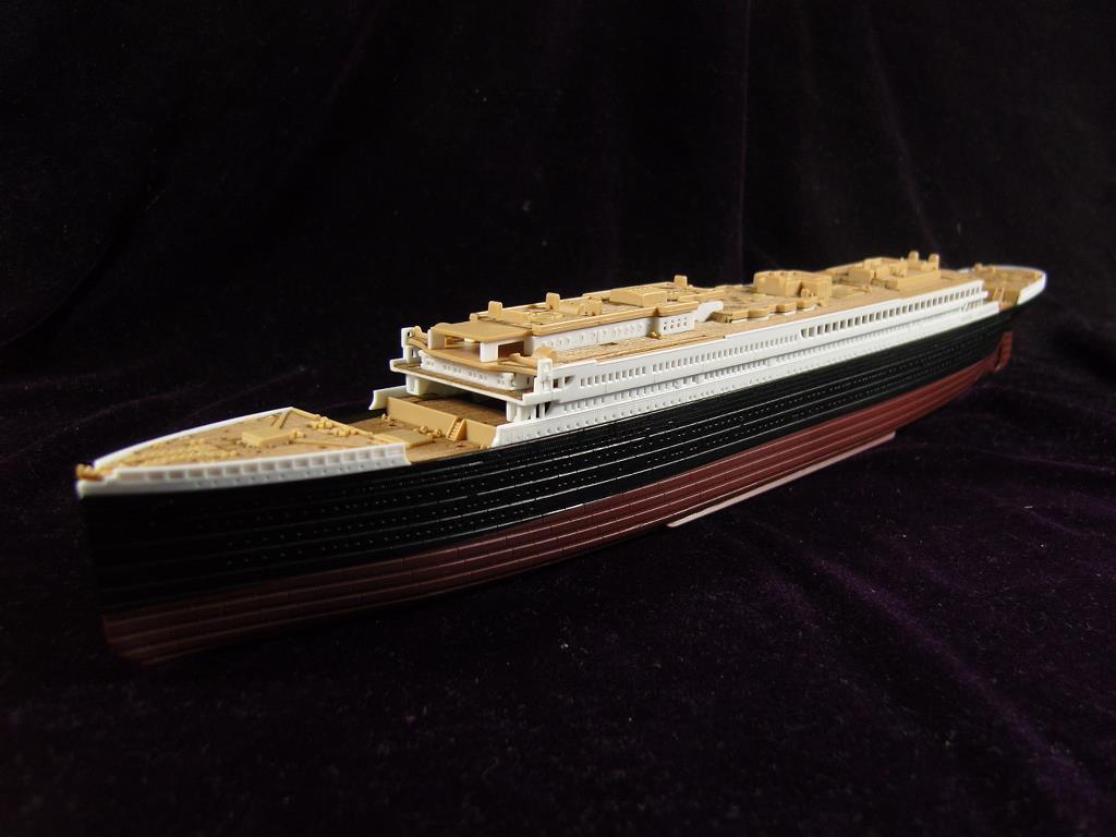 ARTWOX Academy 14214 Titanic passenger ship wooden deck AW20076(China (Mainland))