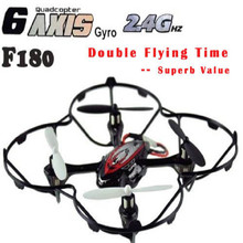 DFD F180 than Hubsan X4 RC Quadcopter Helicopter 6-Axis 2.4 G Quadcopters