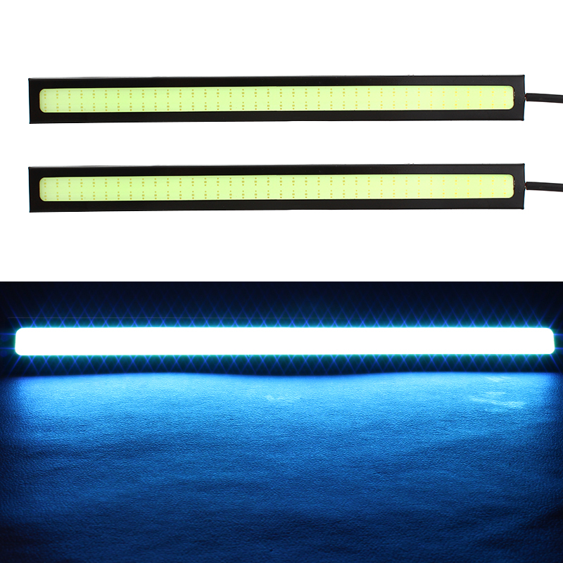 New arrival Ultra thin 5W 17cm LED DRL Daylight Led Daytime