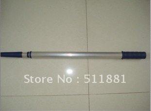 2 M 2 metros rouleau rallonge épais télescopique rod pour étendre la longueur de rouleau à peinture, De spike rouleau, Racleur, Etc