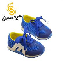 Spring Autumn children's sports shoes soft bottom running mesh breathable shoes boys girls lace shoes fashion sneakers