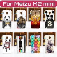 Цветные Paiting чехол для Meizu м2 мини с 20 типов в наличии бесплатная доставка