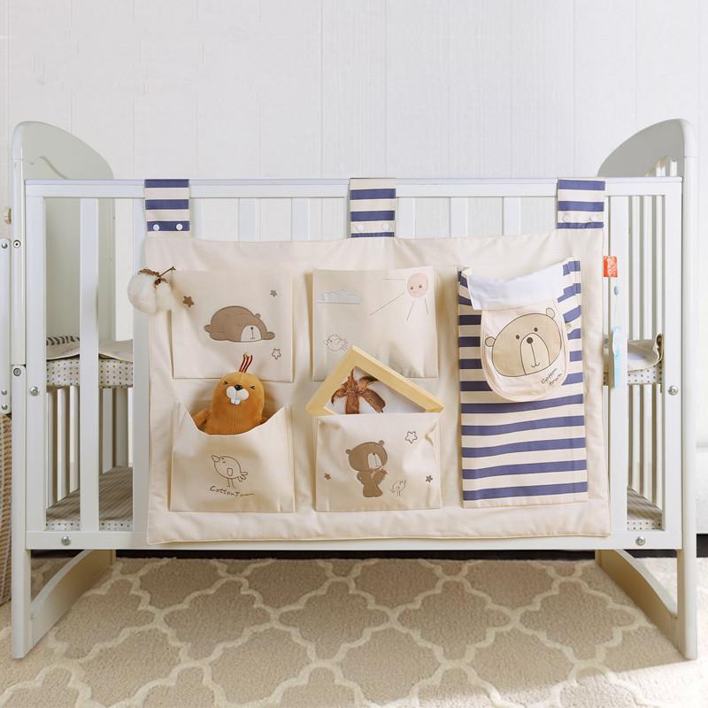 Карманы на кроватку для новорожденных своими руками выкройки