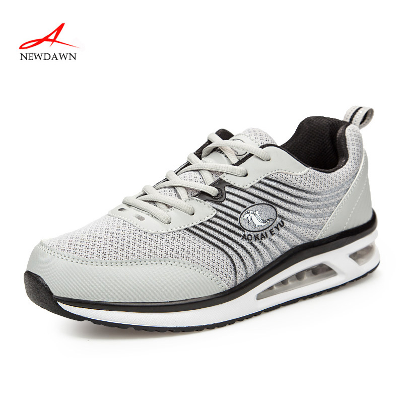 High quality brand Air sole cushioning men running shoes Summer sport shoes for runner Athletic sneakers men shoes size 39-45(China (Mainland))