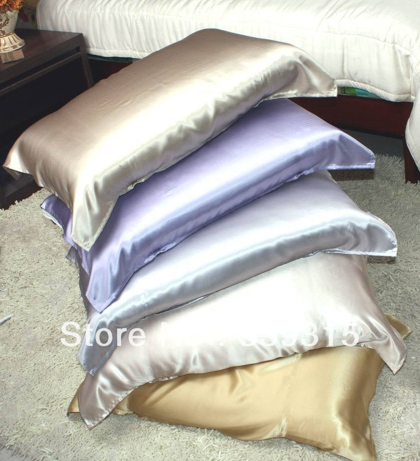 Comfortable and Luxury 100% Pure Silk Dutch Wife Pillow(China (Mainland))