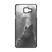 Buy Howl Wolf Cover Case Samsung Galaxy A3 A5 A7 J1 J5 J7 2016 E5 E7 Core Prime Grand Prime Grand Neo Alpha for $3.60 in AliExpress store