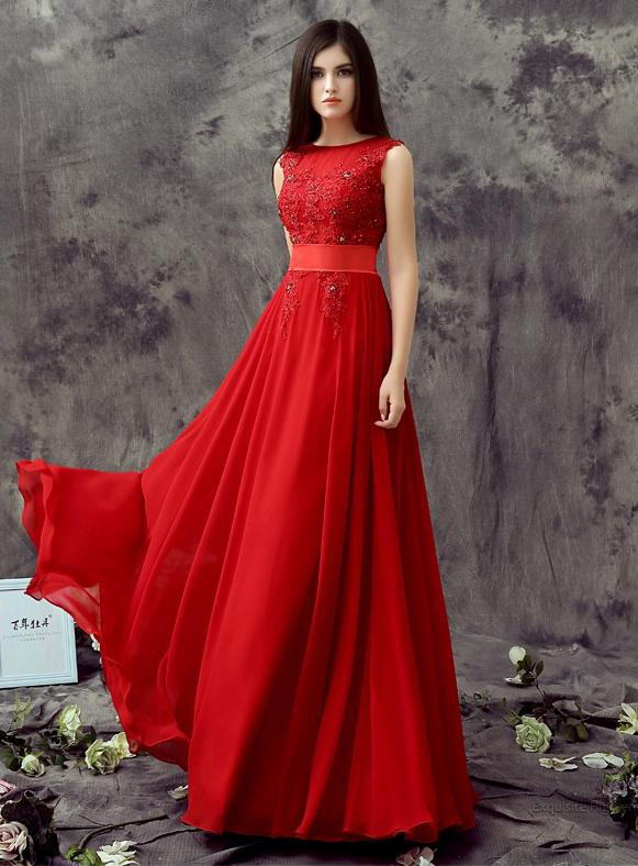 How to pick the evening dresses or outfits that is perfect ...