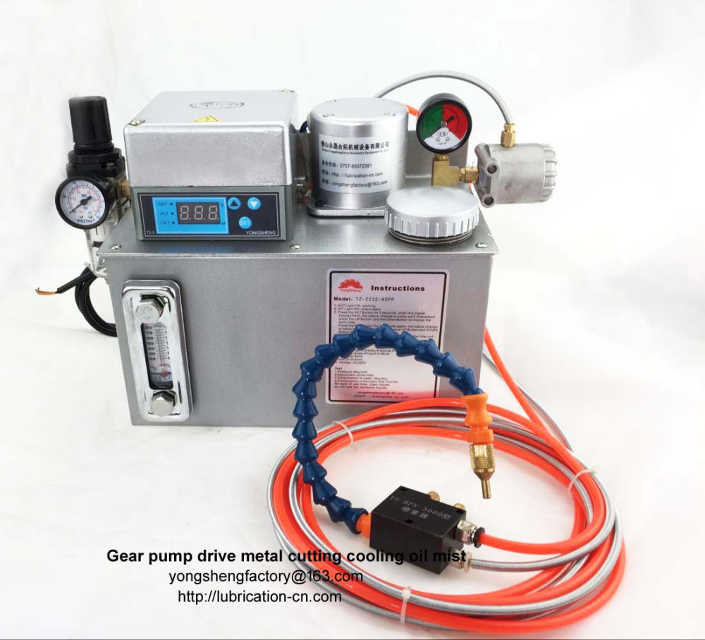 coolant for cnc machine